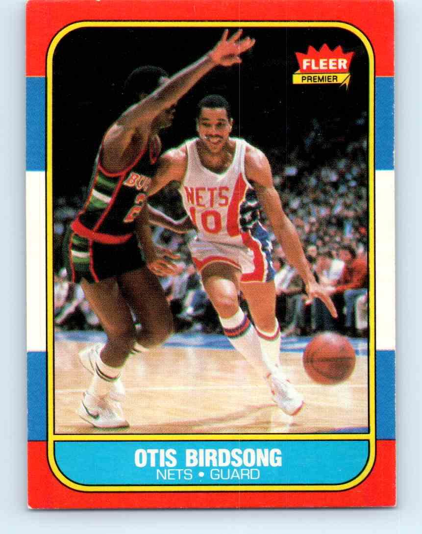 5 Otis Birdsong trading cards for sale