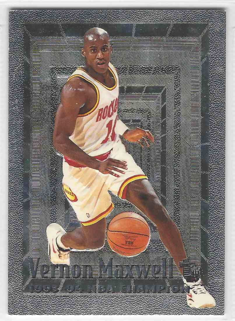 162 Vernon Maxwell trading cards for sale
