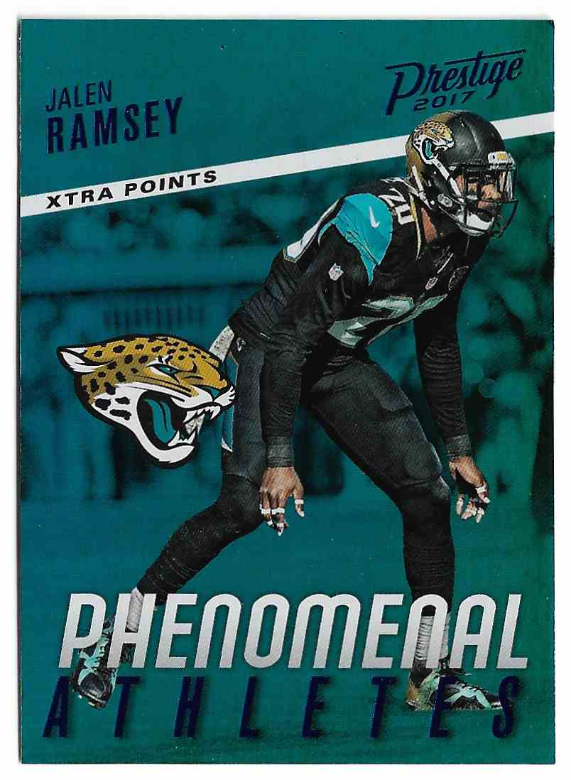 new concept 18809 f863c 1 Jalen Ramsey - RC - Phenomenal Athletes Extra Points ...