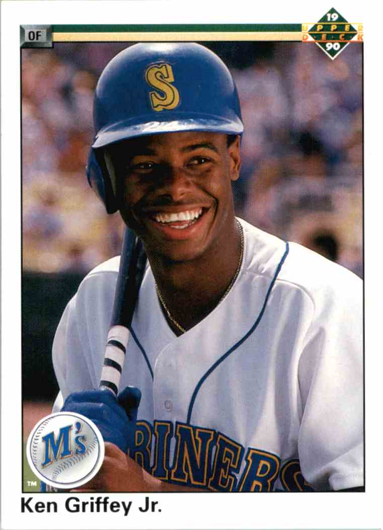 85e30962bb 3475 Ken Griffey JR. - Baseball trading cards for sale