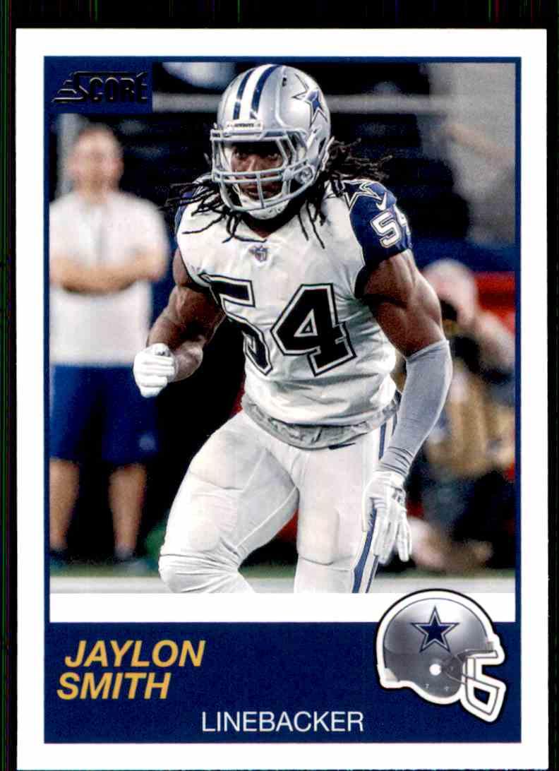 2019 Score Jaylon Smith #170 card front image