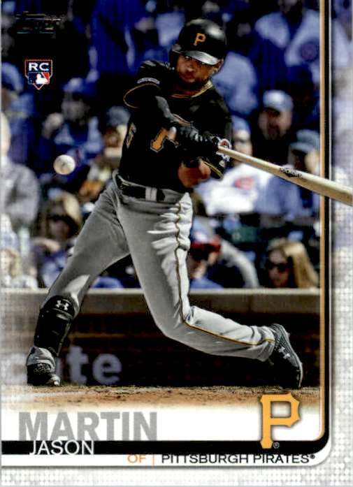 2019 Topps Update Jason Martin #US204 card front image