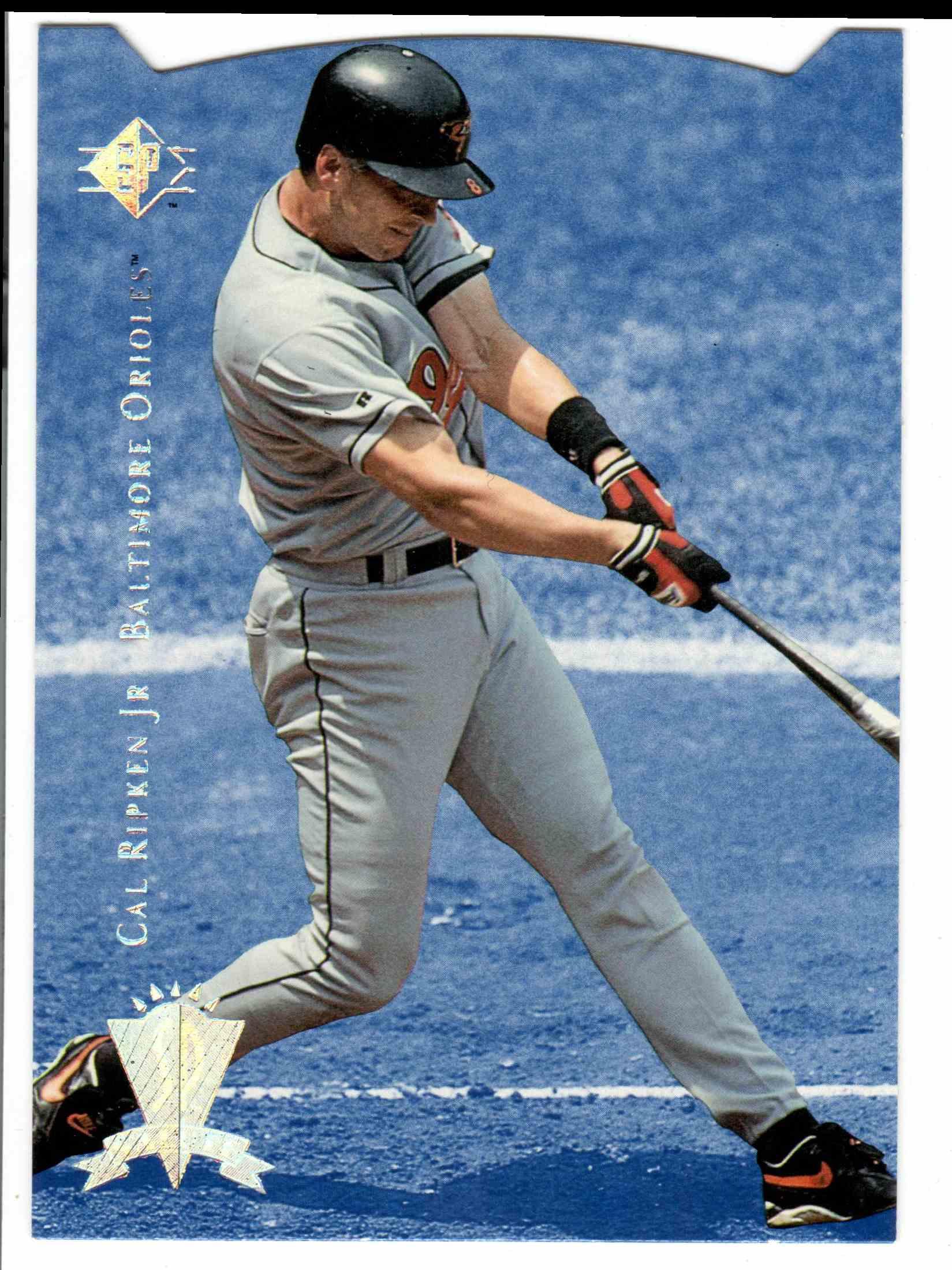 1995 Upper Deck SP Cal Ripken JR #1 card front image