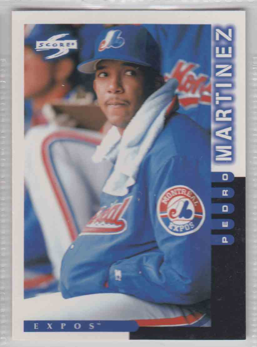 1998 Score Pedro Martinez 86 On Kronozio