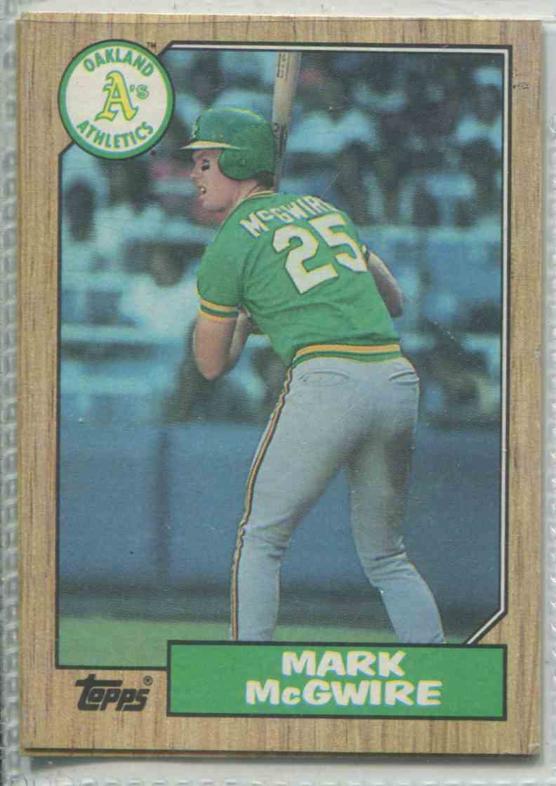 2397 Mark Mcgwire Trading Cards For Sale