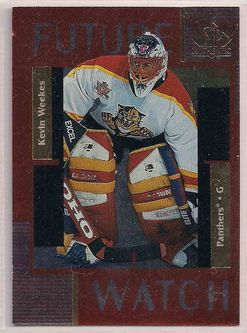 1997-98 Upper Deck SP Authentic Future Watch Kevin