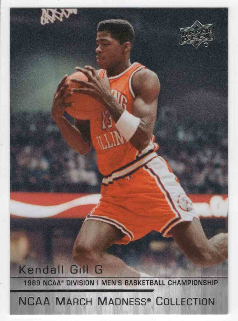 182 Kendall Gill trading cards for sale