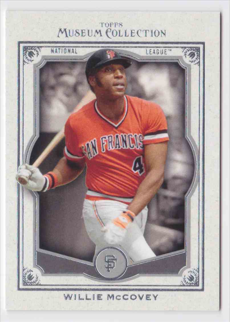 Buy petal hobby shop trading cards 2013 topps museum collection willie mccovey 34 1betcityfo Choice Image