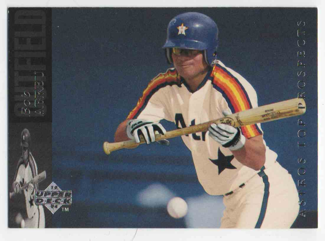 1994 Upper Deck Minors Bobby Abreu #13 card front image