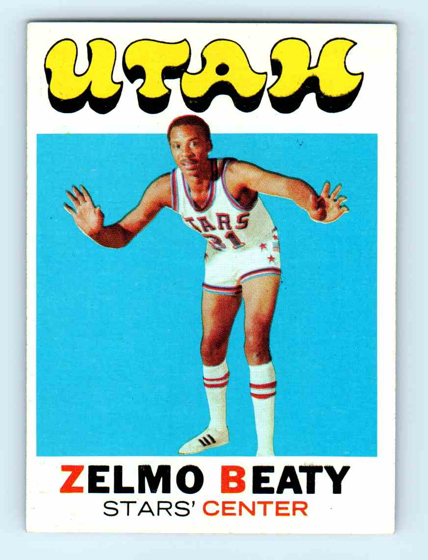 2 Zelmo Beaty trading cards for sale