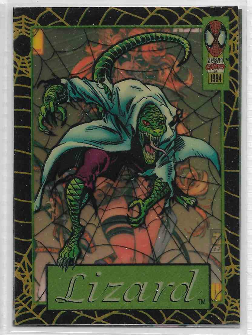 1995 Wizard Magazine Nm Image Comics Angela #1 card back image