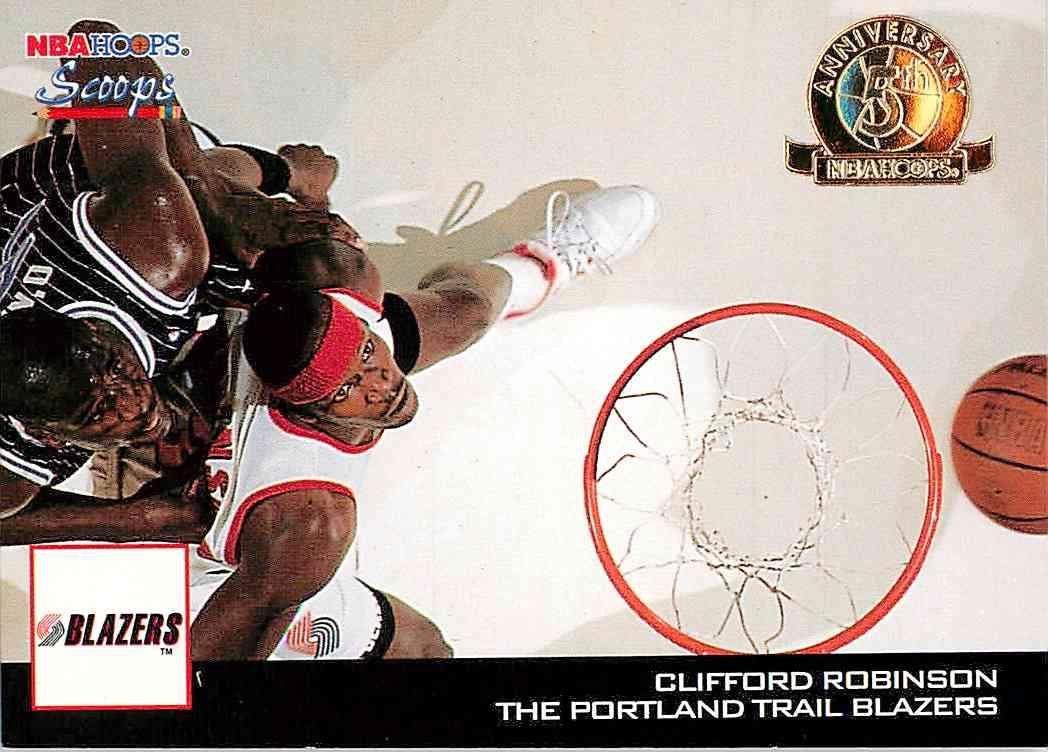 1995 96 Collector s Choice International Clifford Robinson HS