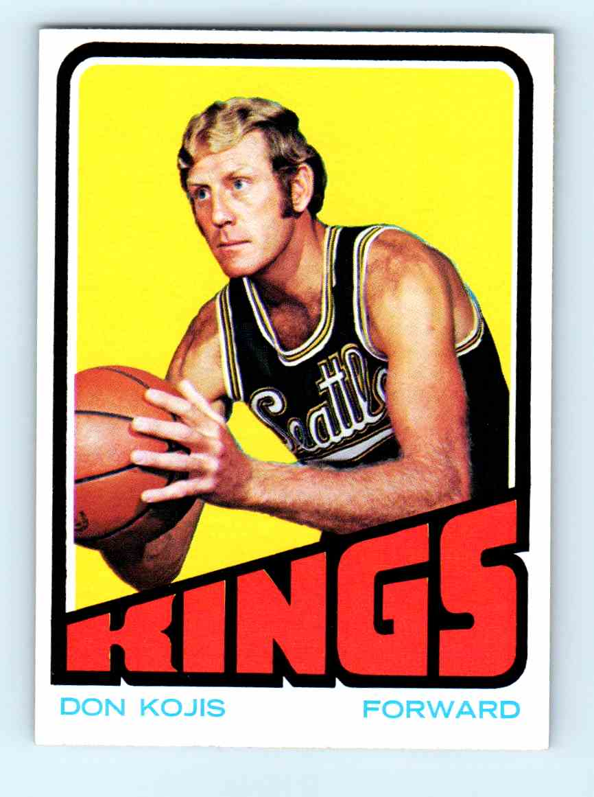 1 Don Kojis trading cards for sale