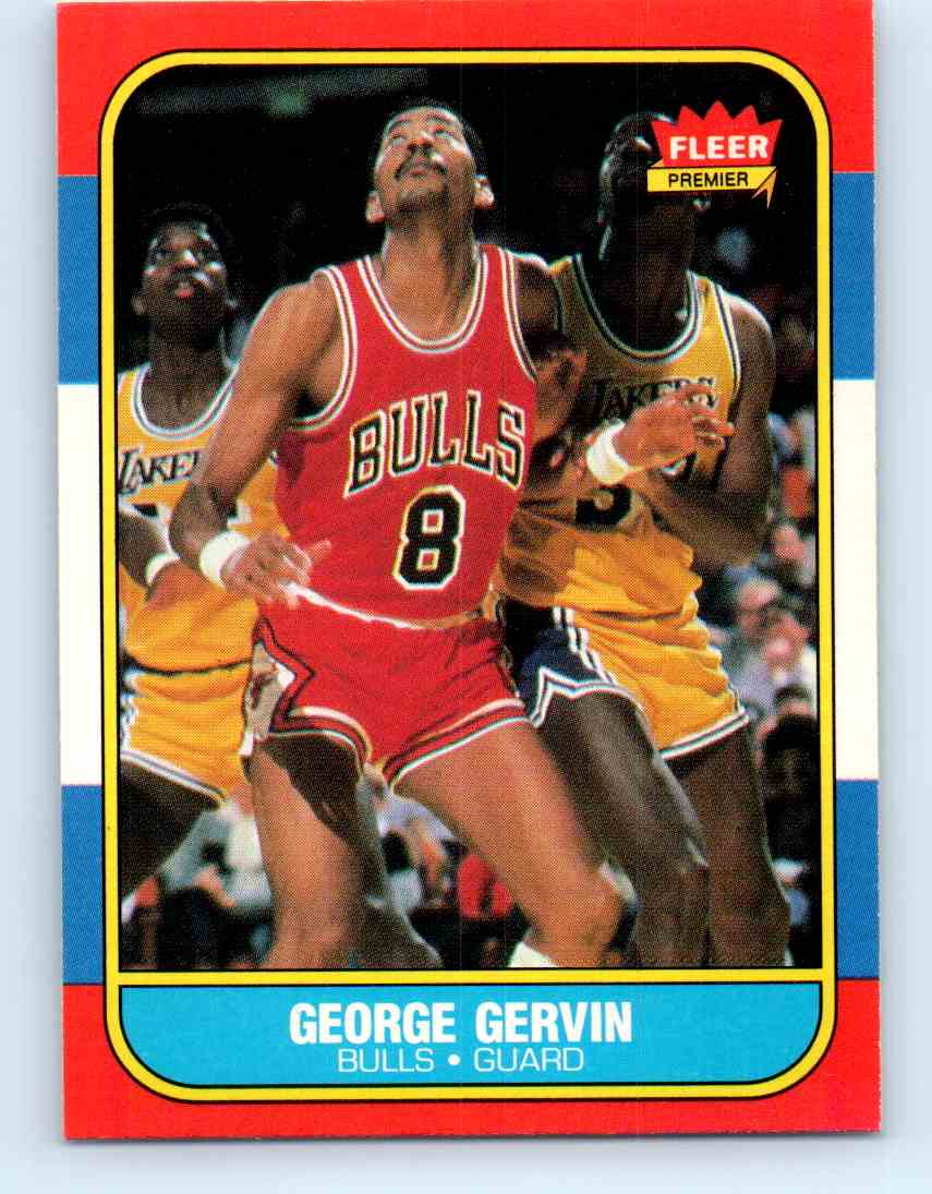 10 George Gervin trading cards for sale