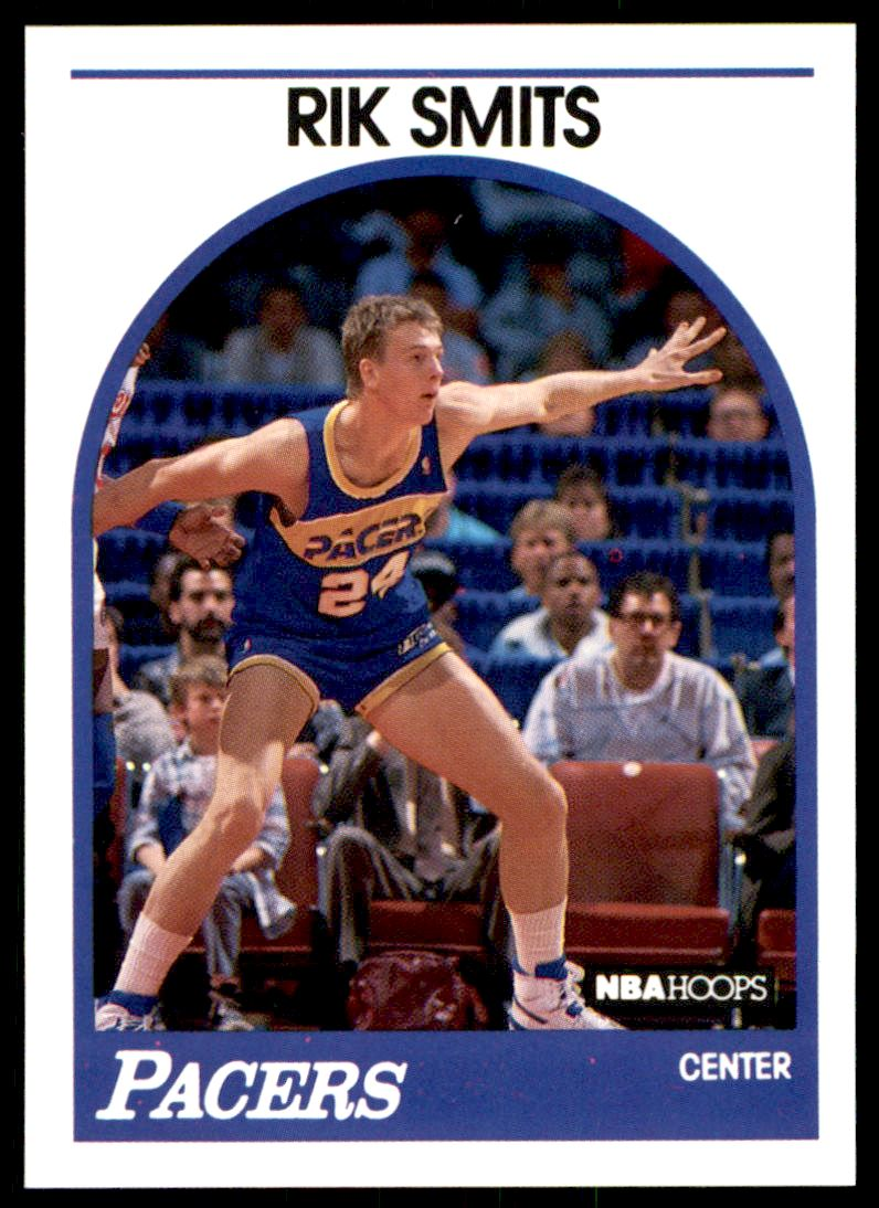 185 Rik Smits trading cards for sale