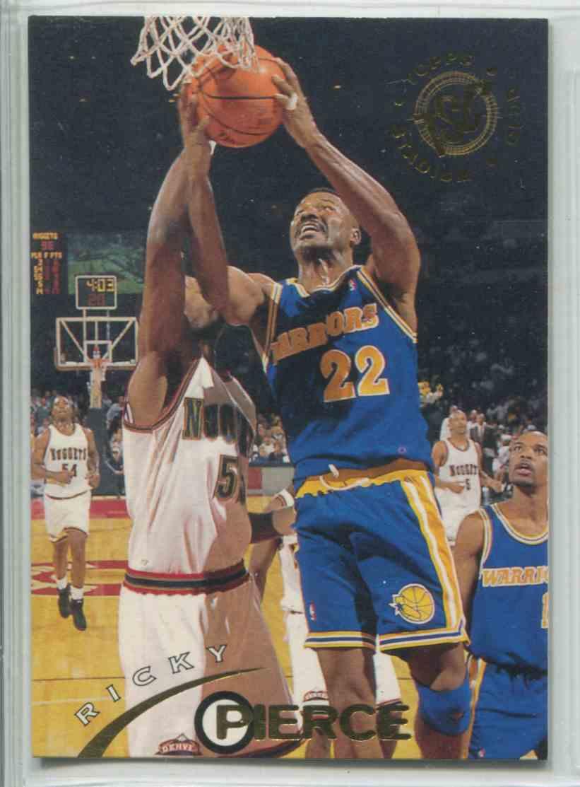 1995 96 Stadium Club Ricky Pierce 351 on Kronozio