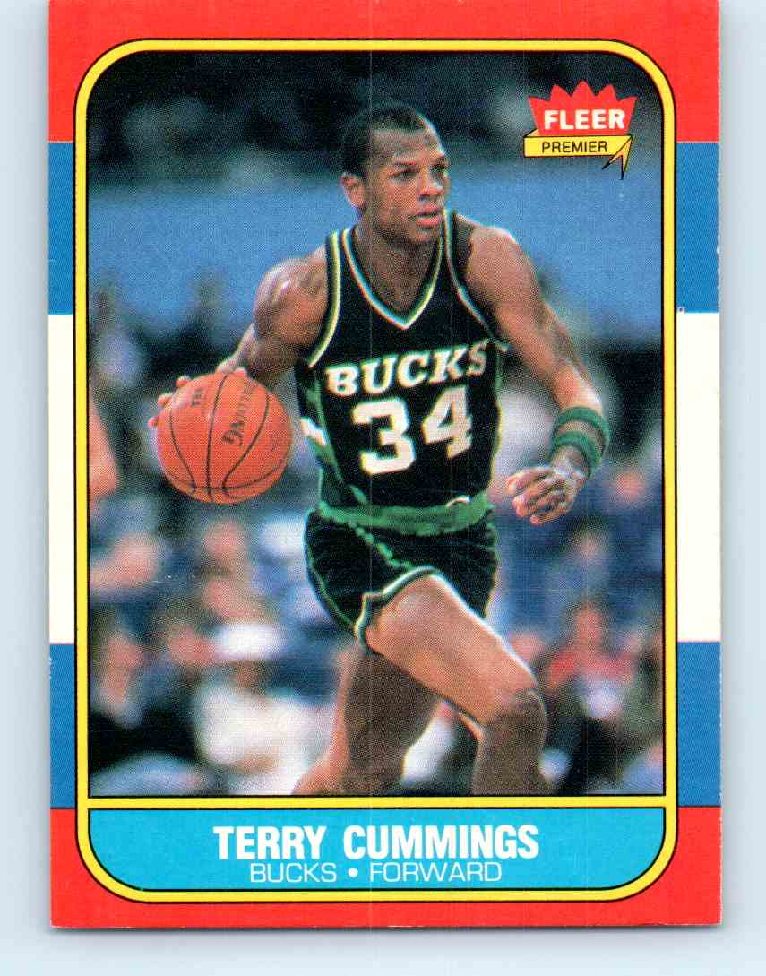 191 Terry Cummings trading cards for sale