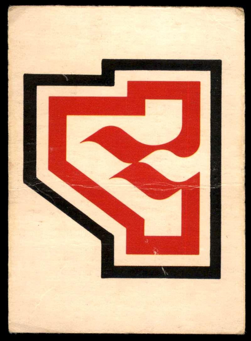 1977-78 OPC Atlanta Flames #322 card front image