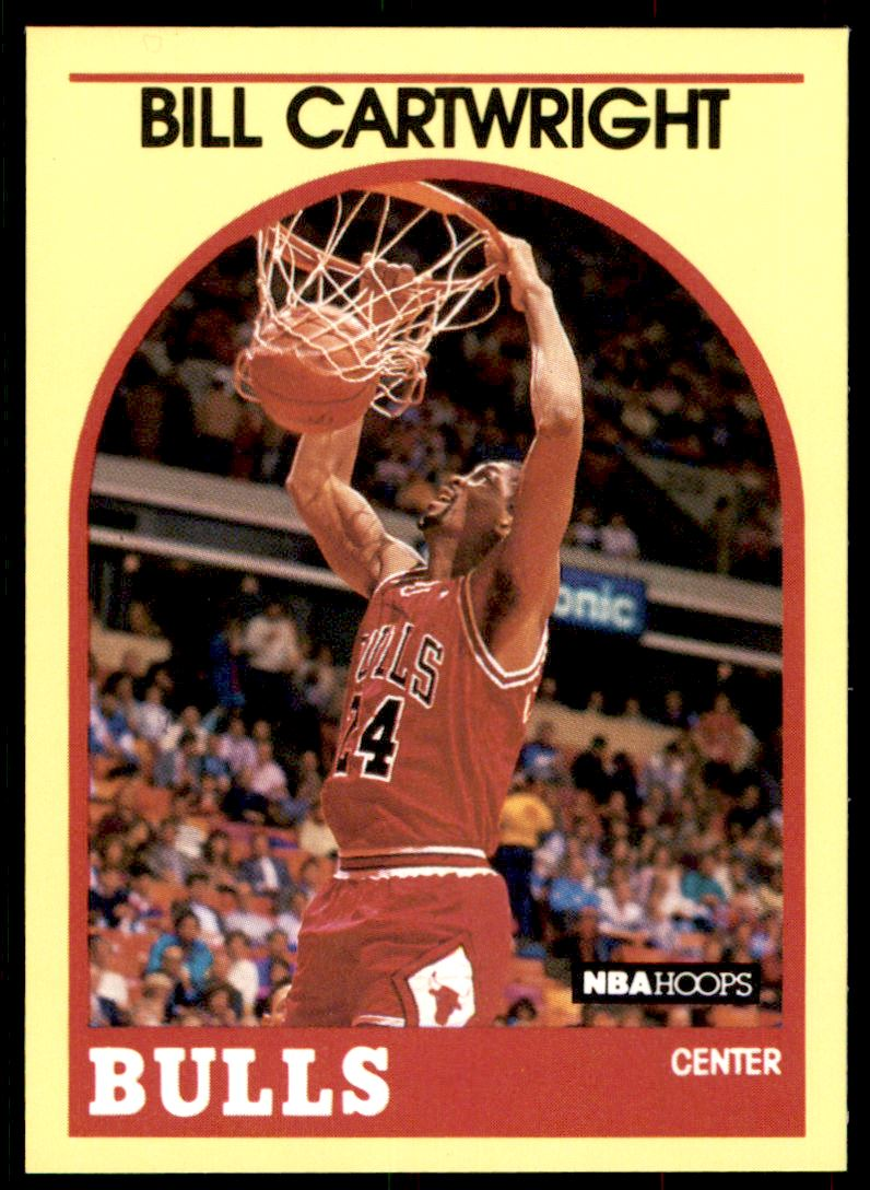136 Bill Cartwright trading cards for sale