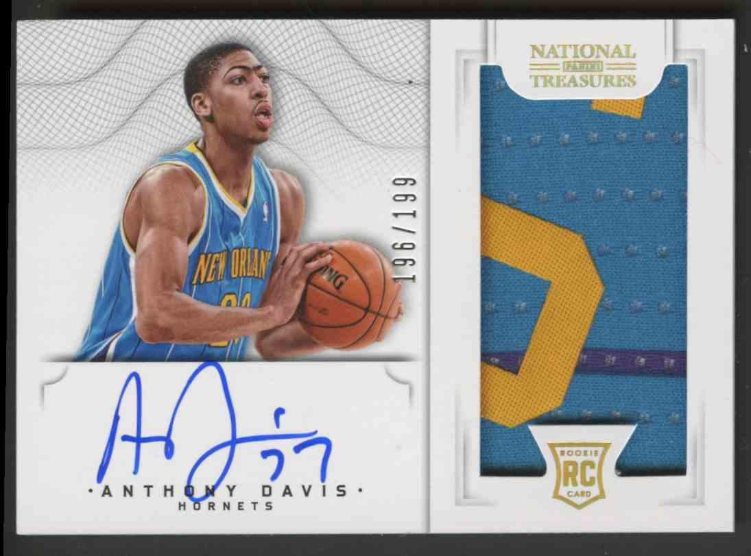 2012 13 National Treasures Rookie Patch Autograph Rpa