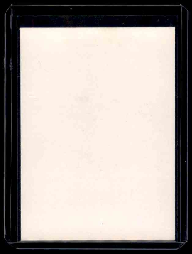1986 Star Don Mattingly #N/A card back image