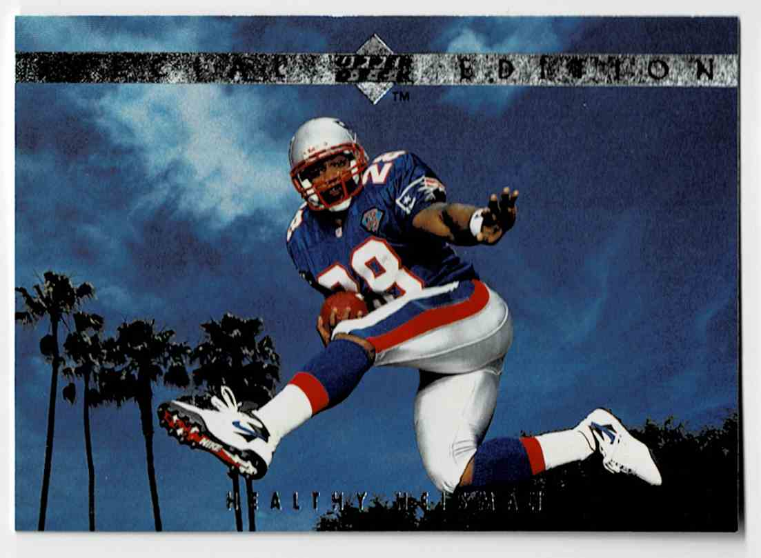 1995 Upper Deck Special Edition Curtis Martin #61 card front image