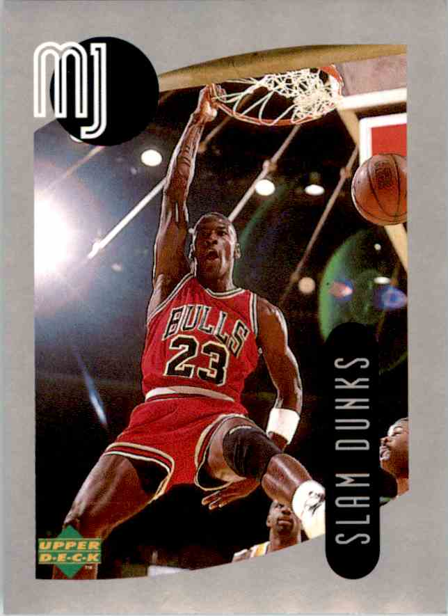 1998-99 Upper Deck Michael Jordan You Tube Michael Jordan #99 card front image
