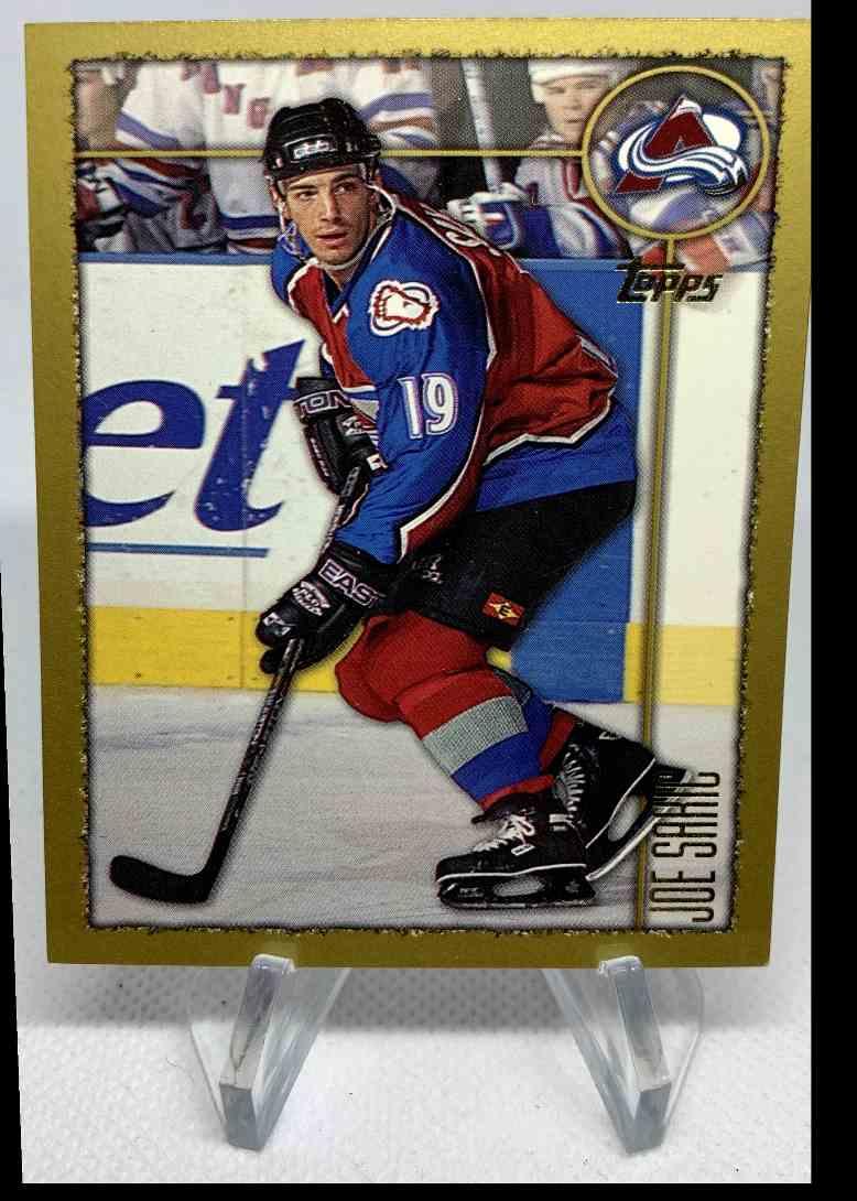1999-00 Topps Joe Sakic #68 card front image