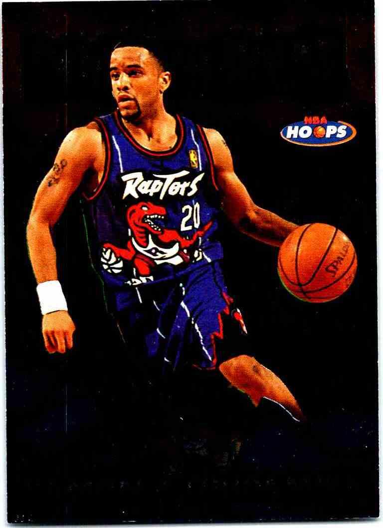 9a6f1a42f76 21 Damon Stoudamire - Toronto Raptors trading cards for sale