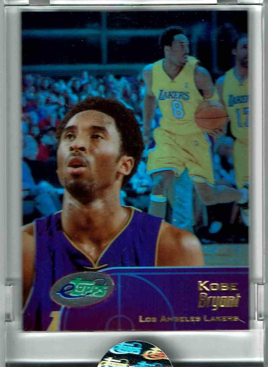 2001 02 Etopps Kobe Bryant 15 On Kronozio