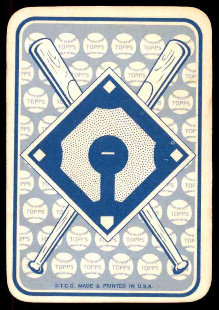 1968 Topps Game Matty Alou #1 card back image