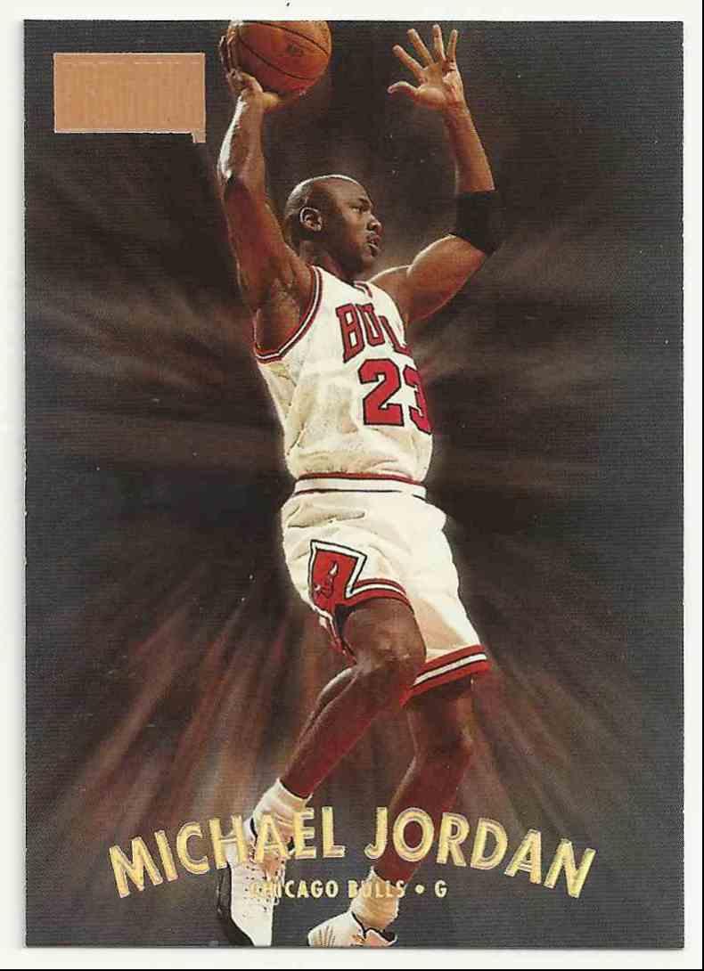 1997-98 Skybox Premium Michael Jordan #29 card front image