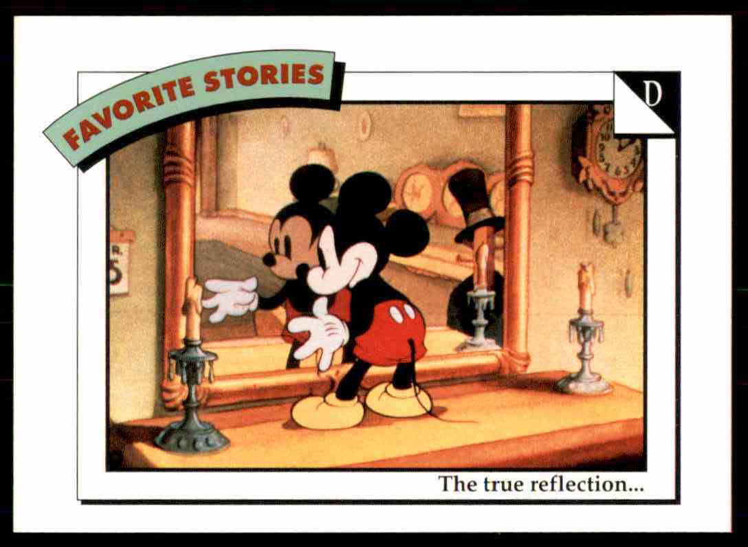 1991 Disney Series One The True Reflection #31 card front image