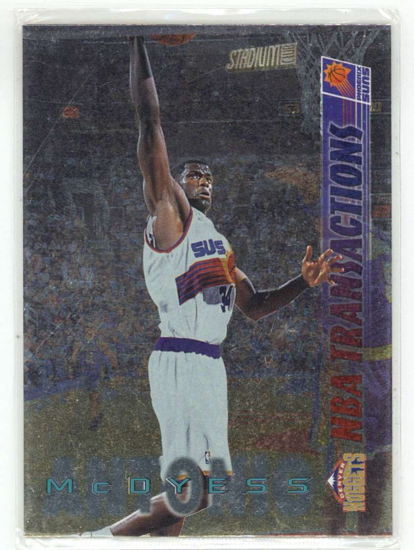 1998-99 Stadium Club Antonio McDyess #234 card front image