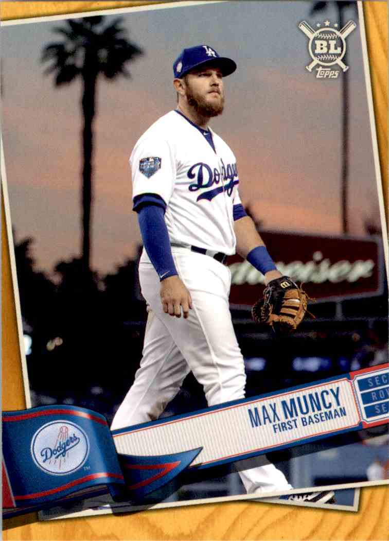 67 Max Muncy Trading Cards For Sale