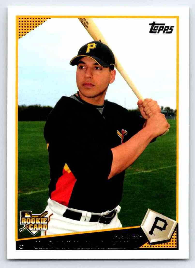2009 Topps Jason Jaramillo #482 card front image