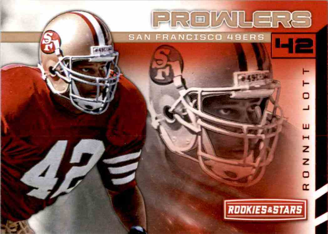 698381769 99 Ronnie Lott - San Francisco 49ers trading cards for sale