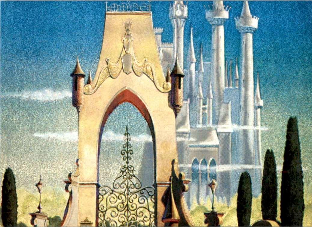 1995 Skybox Walt Disney Cinderella Cinderella #1 card front image