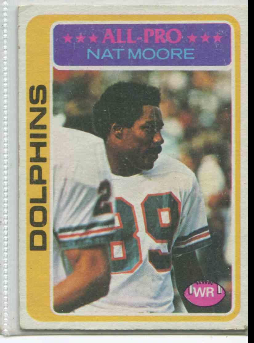 new york c7179 49c5f 1978 Topps Nat Moore #440 on Kronozio