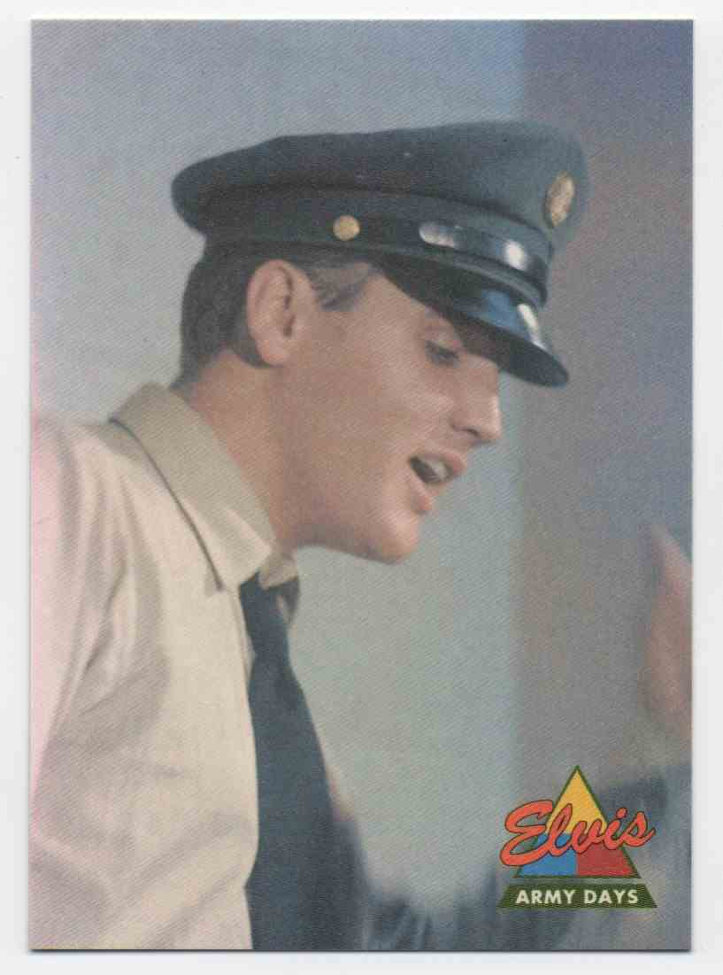 1 Elvis Army Days Trading Cards For Sale