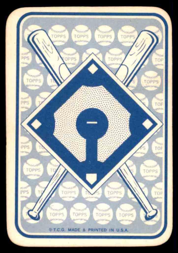 1968 Topps Game Tim McCarver #18 card back image