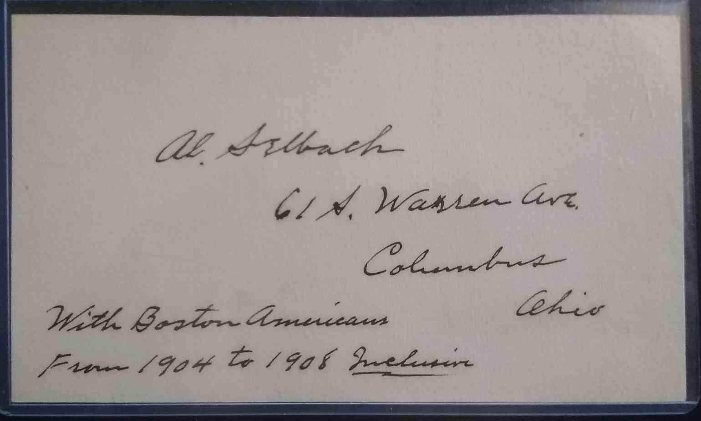 1894 3X5 Kip Selbach card front image