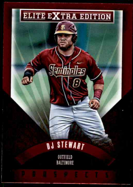 2015 Panini Elite Extra Edition Base Dj Stewart 26 On Kronozio