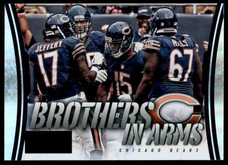 sports shoes ae055 01fb6 2014 Panini Hot Rookies Brothers In Arms Chicago Bears ...