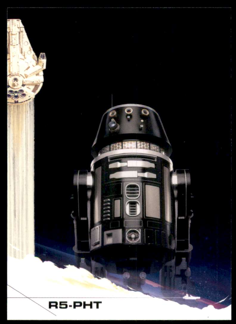 2018 Solo A Star Wars Story R5-Pht #16 card front image