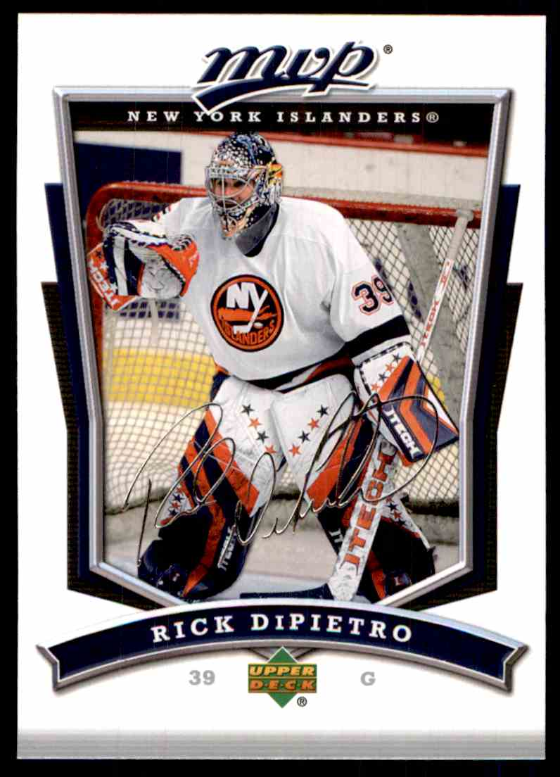 909 Rick Dipietro trading cards for sale ed318f3a0