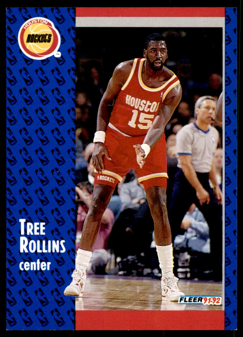 56 Tree Rollins trading cards for sale