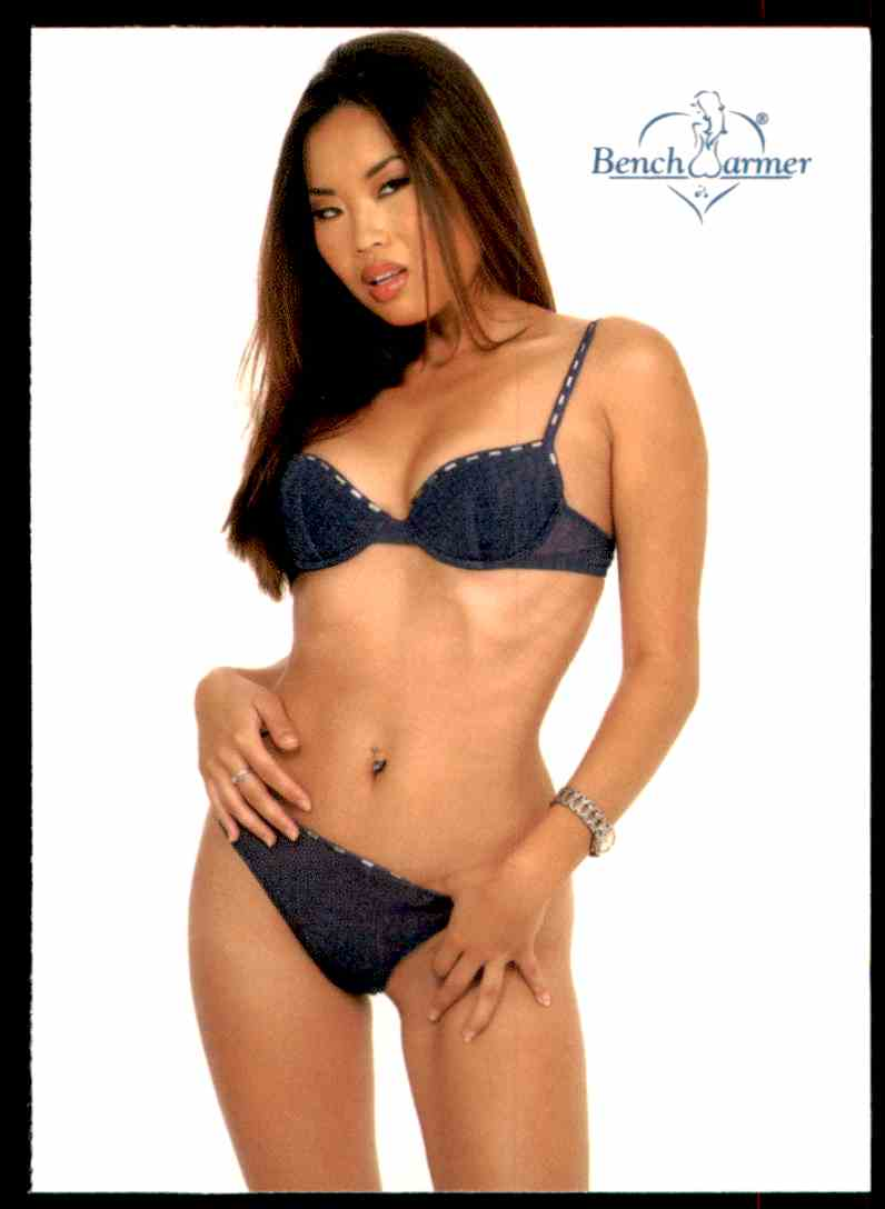 2002 Bench Warmer Arielle Lee #214 card front image