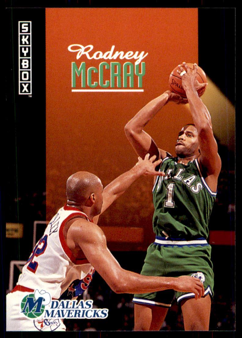 1992 93 Skybox Rodney Mccray 53 on Kronozio