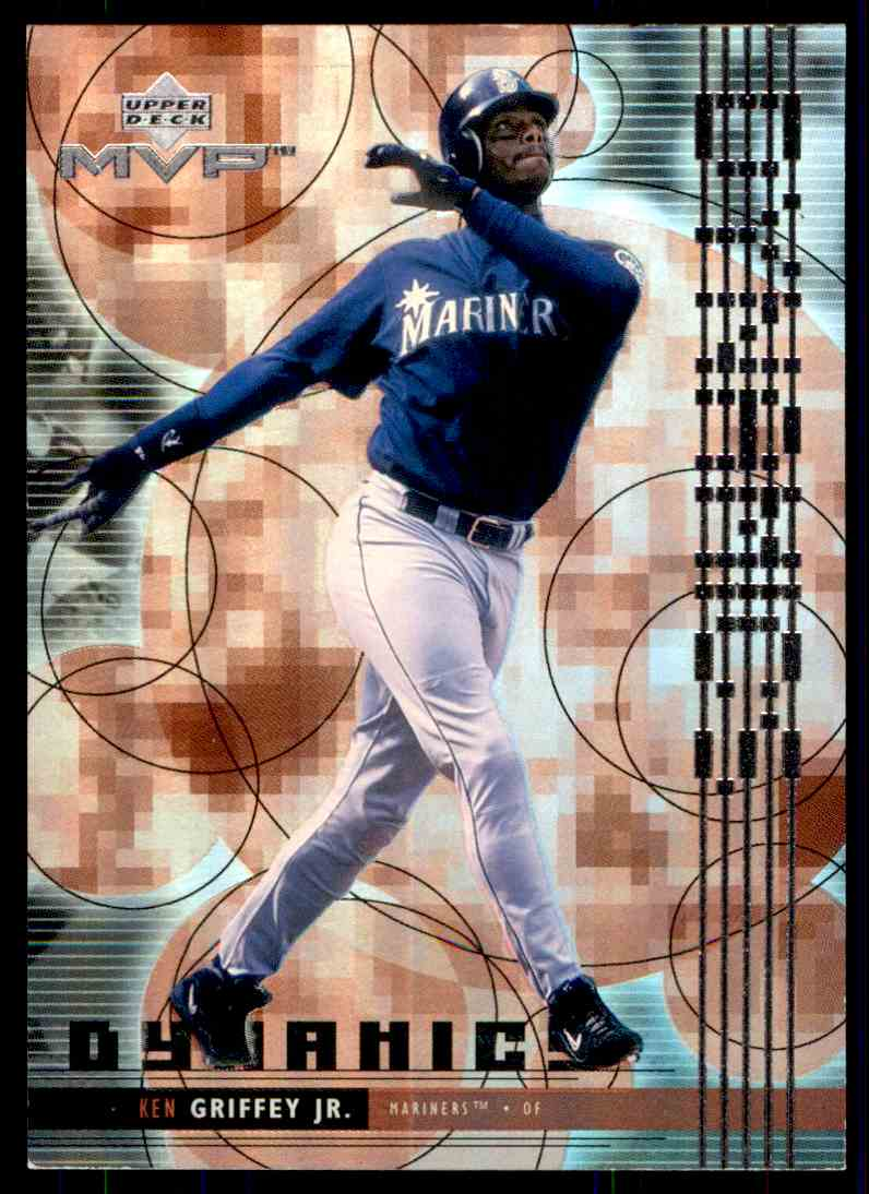 59ae220975 32 Ken Griffey JR. MVP trading cards for sale